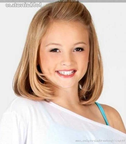 Best 10+ Kids Short Haircuts Ideas On Pinterest   Girl Haircuts Regarding Short Hairstyles For Young Girls (View 9 of 15)
