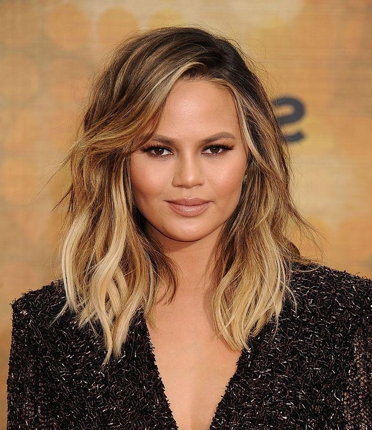 Best 10+ Round Face Hairstyles Ideas On Pinterest   Hairstyles For Intended For Medium Short Haircuts For Round Faces (View 6 of 15)