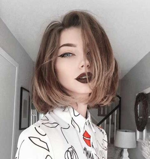 Best 10+ Short Hair Ideas On Pinterest | Hairstyles Short Hair Throughout Cute Hairstyles With Short Hair (View 6 of 15)