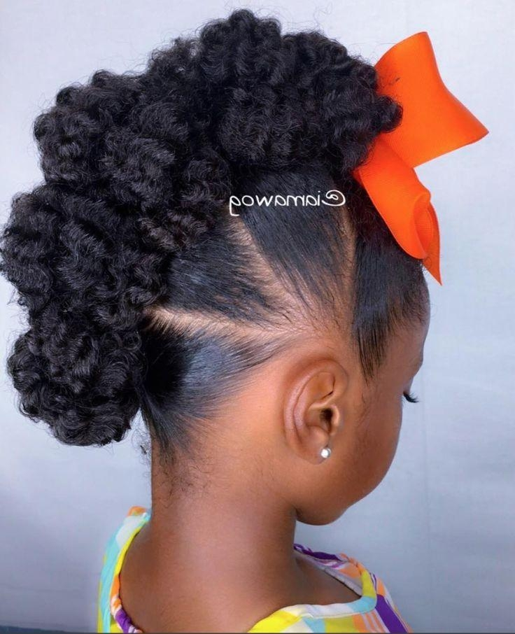 Best 20+ Black Kids Hairstyles Ideas On Pinterest | Natural Kids Pertaining To Black Little Girl Short Hairstyles (View 5 of 14)