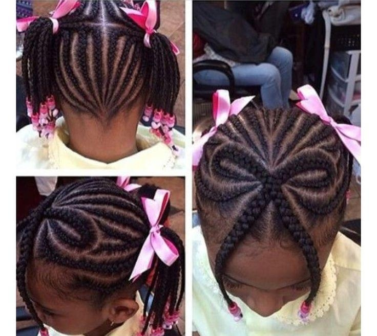 Best 20+ Black Kids Hairstyles Ideas On Pinterest | Natural Kids Throughout Black Little Girl Short Hairstyles (View 6 of 14)
