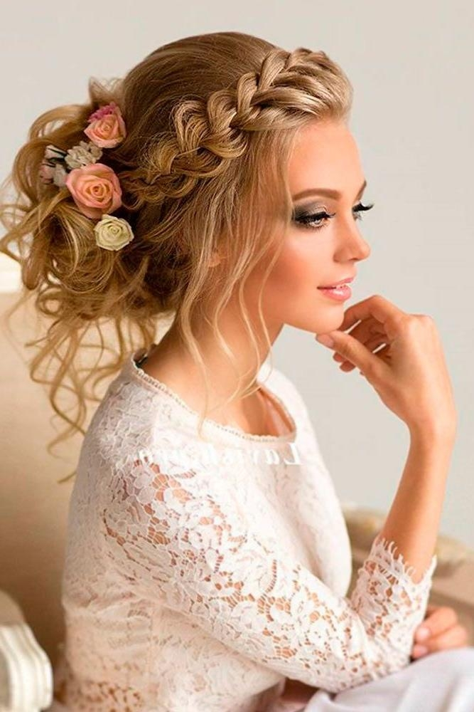 Best 20+ Bridesmaids Hairstyles Ideas On Pinterest | Bridesmaid In Cute Hairstyles For Short Hair For A Wedding (View 5 of 15)