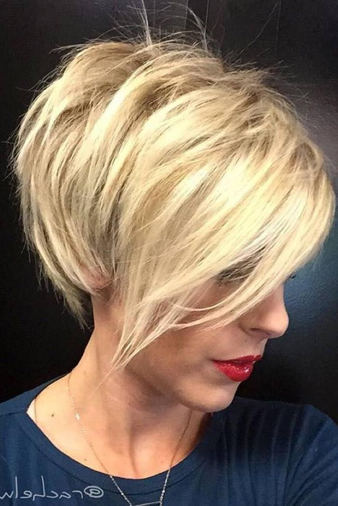 Best 20+ Chic Short Hair Ideas On Pinterest | Short Hair For Women Throughout Chic Short Haircuts (View 11 of 15)
