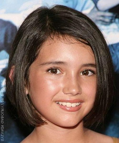 Best 20+ Little Girl Short Hairstyles Ideas On Pinterest | Kids For Young Girl Short Hairstyles (View 6 of 15)
