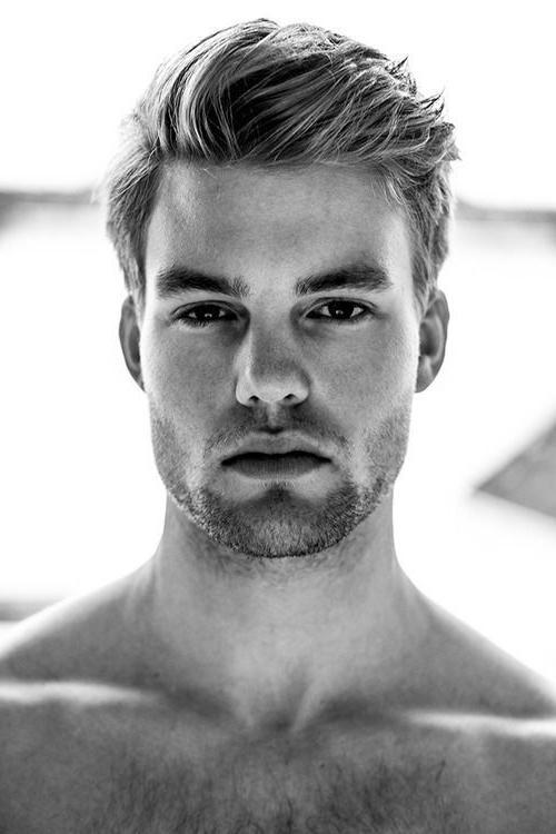 Best 20+ Men's Medium Hairstyles Ideas On Pinterest | Medium For Short To Medium Hairstyles For Men (View 2 of 15)