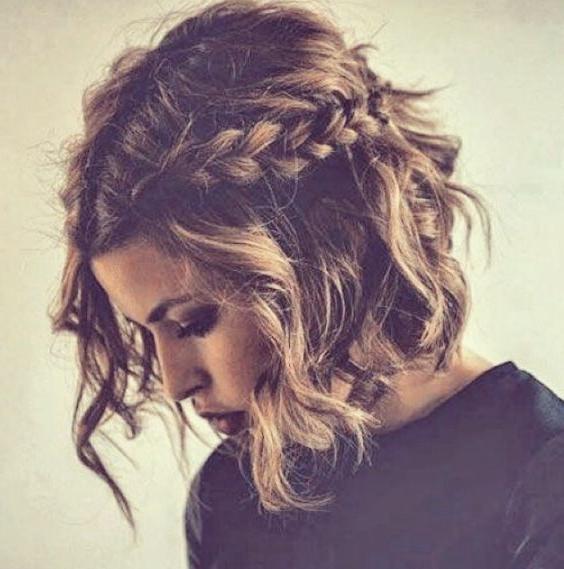 Best 20+ Short Beach Hairstyles Ideas On Pinterest | Short Wavy In Beach Hairstyles For Short Hair (View 10 of 15)