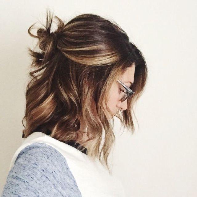 Best 20+ Short Beach Hairstyles Ideas On Pinterest | Short Wavy In Beach Hairstyles For Short Hair (View 8 of 15)