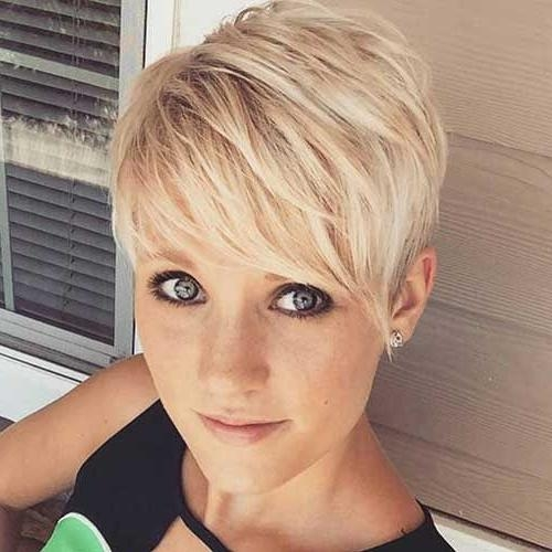 Best 20+ Short Blonde Ideas On Pinterest | Blonde Short Hair In Short Blonde Styles (View 10 of 15)