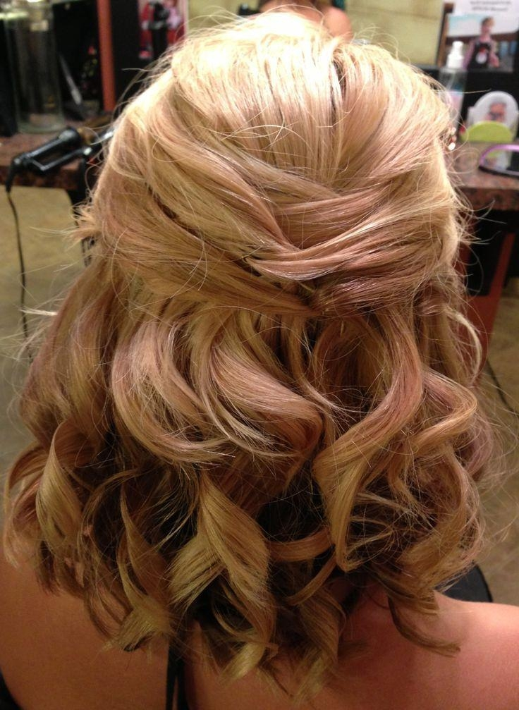 Best 20+ Short Formal Hairstyles Ideas On Pinterest | Wedding Throughout Homecoming Short Hair Styles (View 10 of 15)