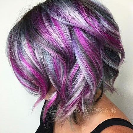 Best 20+ Short Hair Colors Ideas On Pinterest | Summer Short Hair With Cute Color For Short Hair (View 9 of 15)