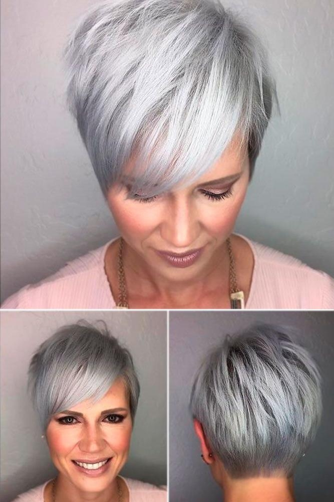Best 20+ Short Trendy Haircuts Ideas On Pinterest | Short Haircuts Pertaining To Short Trendy Hairstyles For Women (View 8 of 15)