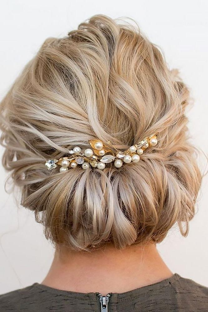 Best 20+ Wedding Hairstyles For Short Hair Ideas On Pinterest In Hairstyles For Short Hair For Wedding (View 3 of 15)