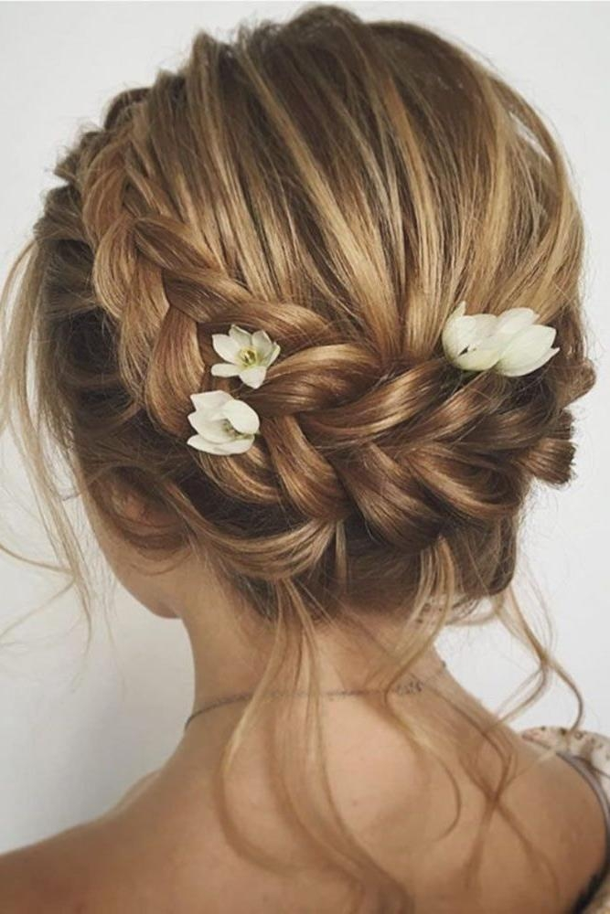 Best 20+ Wedding Hairstyles For Short Hair Ideas On Pinterest Intended For Hairstyles For Brides With Short Hair (View 5 of 15)