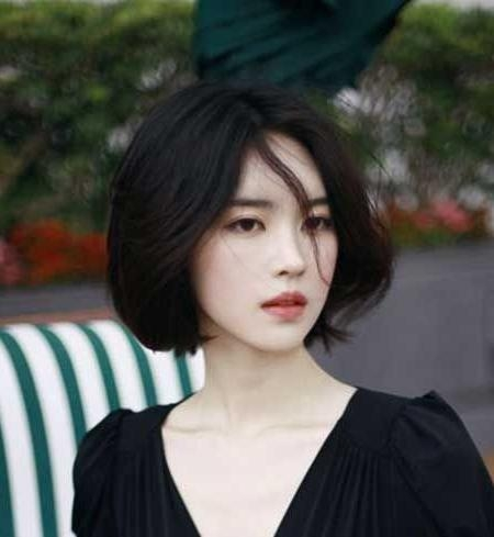 Featured Photo of Short Haircuts For Asian Girl