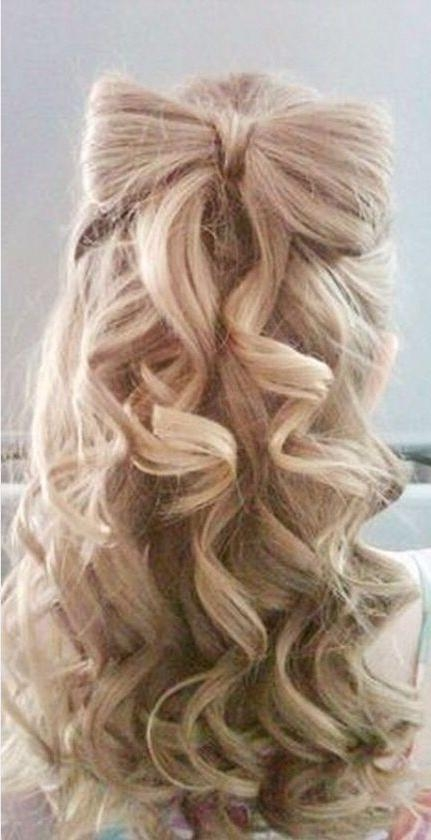 Best 25+ Dance Hairstyles Ideas On Pinterest | Hair Styles For Within Cute Short Hairstyles For Homecoming (View 9 of 15)
