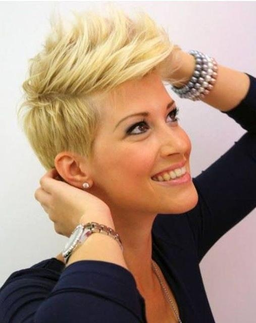 Best 25+ Edgy Short Haircuts Ideas On Pinterest   Edgy Short Hair Throughout Edgy Short Haircuts (View 3 of 15)