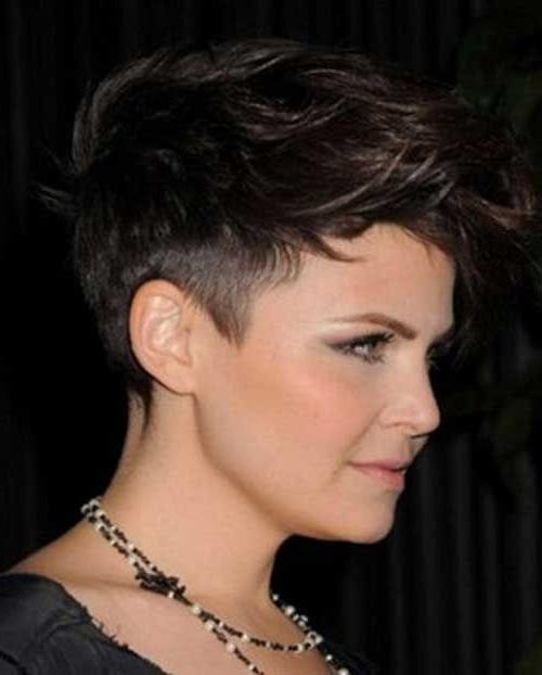 Photo Gallery of Edgy Short Haircuts (Viewing 2 of 15 Photos)