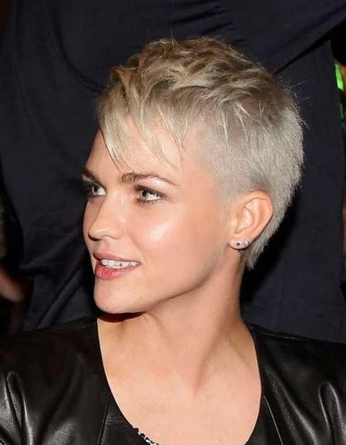 Best 25+ Edgy Short Haircuts Ideas On Pinterest | Edgy Short Hair With Short Haircuts Edgy (View 6 of 15)