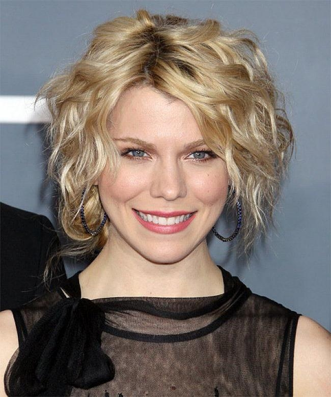 Featured Photo of Short Curly Hairstyles For Fine Hair