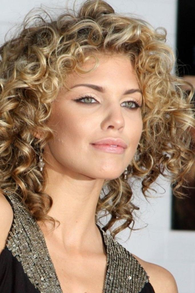 hair curling styles 15 ideas of curly hairstyles 5653