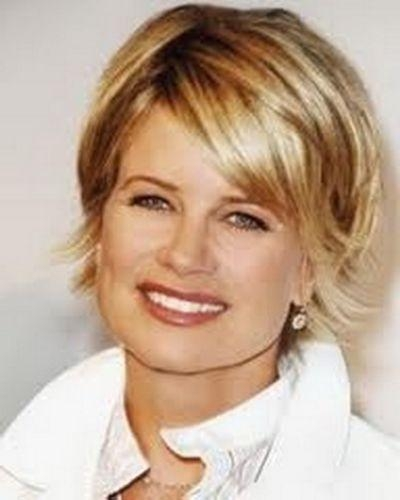Best 25+ Haircuts For Fine Hair Ideas On Pinterest | Fine Hair Intended For Cute Short Hairstyles For Fine Hair (View 8 of 15)