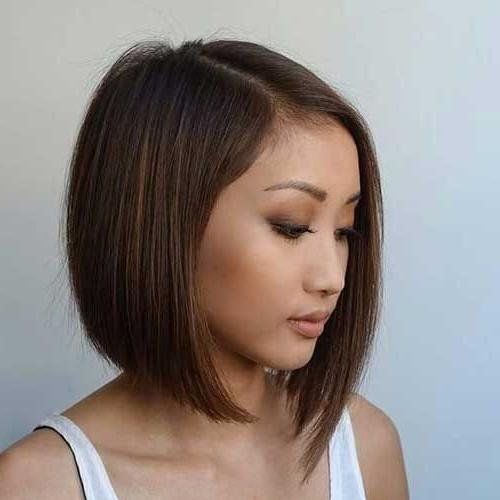 Best 25+ Haircuts For Round Faces Ideas On Pinterest | Round Face Pertaining To Medium Short Haircuts For Round Faces (View 11 of 15)