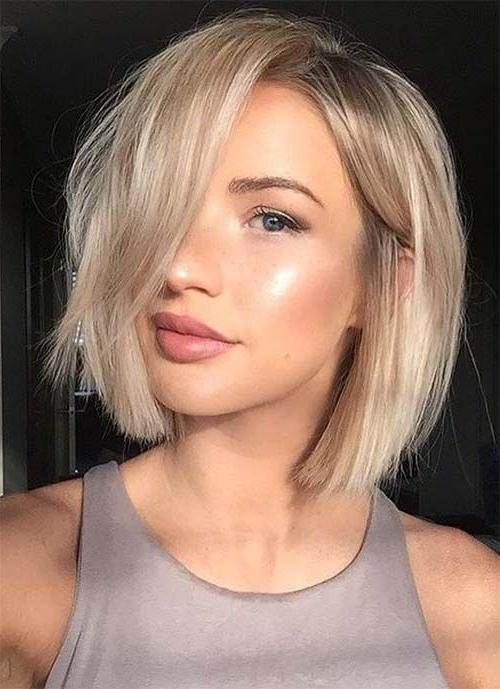 Best 25+ Hairstyles For Short Hair Ideas On Pinterest | Styles For Intended For Cute Hairstyles With Short Hair (View 8 of 15)