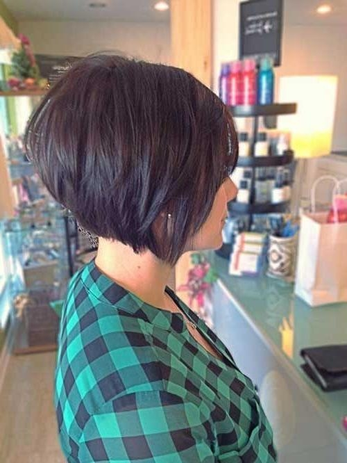 Best 25+ Inverted Bob Ideas Only On Pinterest | Inverted Bob Within Short Inverted Bob Haircuts (View 10 of 15)