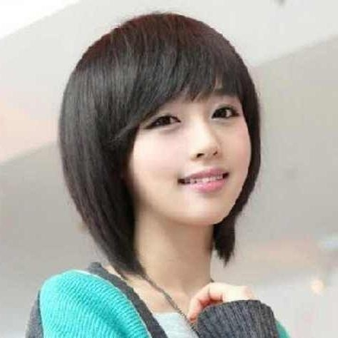 Best 25+ Korean Short Hairstyle Ideas Only On Pinterest | Korean Regarding Korean Girl Short Hairstyle (View 12 of 15)