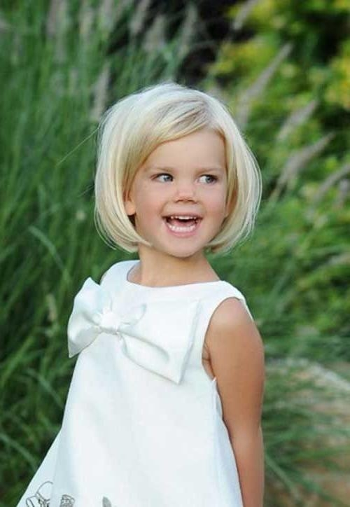 Best 25+ Little Girl Short Haircuts Ideas On Pinterest | Little In Baby Girl Short Hairstyles (View 11 of 15)