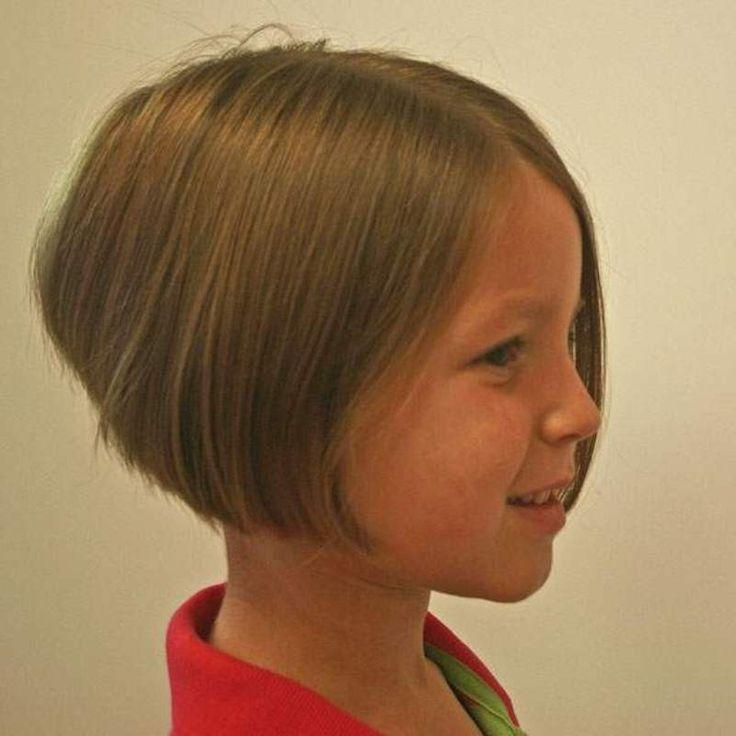 Best 25+ Little Girl Short Haircuts Ideas On Pinterest | Little Inside Young Girl Short Hairstyles (View 8 of 15)