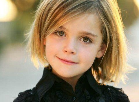 Best 25+ Little Girl Short Haircuts Ideas On Pinterest   Little Within Short Hairstyles For Young Girls (View 1 of 15)