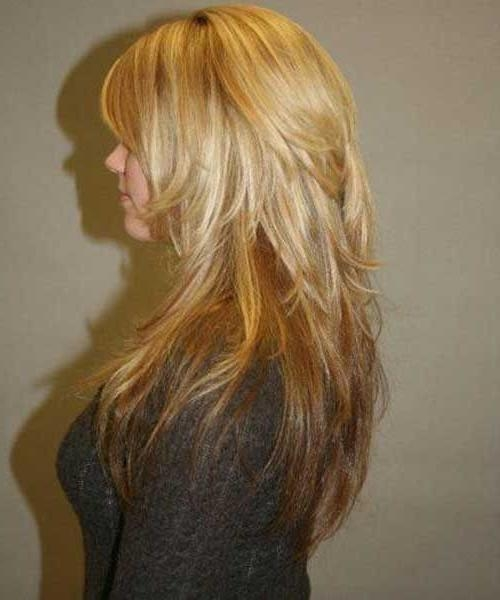 Featured Photo of Long Hairstyles Short Layers