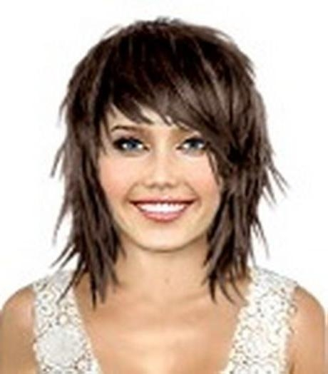 Best 25+ Medium Shaggy Haircuts Ideas On Pinterest | Medium Length Pertaining To Short To Medium Shaggy Hairstyles (View 8 of 15)