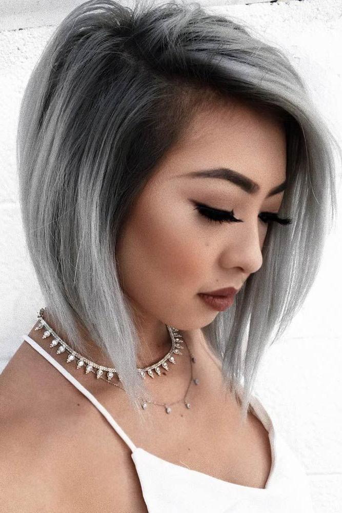 Best 25+ Medium Short Haircuts Ideas On Pinterest | Medium Short Regarding Short To Medium Haircuts (View 10 of 15)