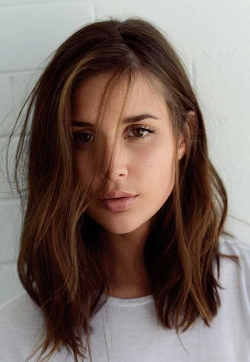haircut styles for mid length hair 15 best of shoulder length hairstyles for 5638
