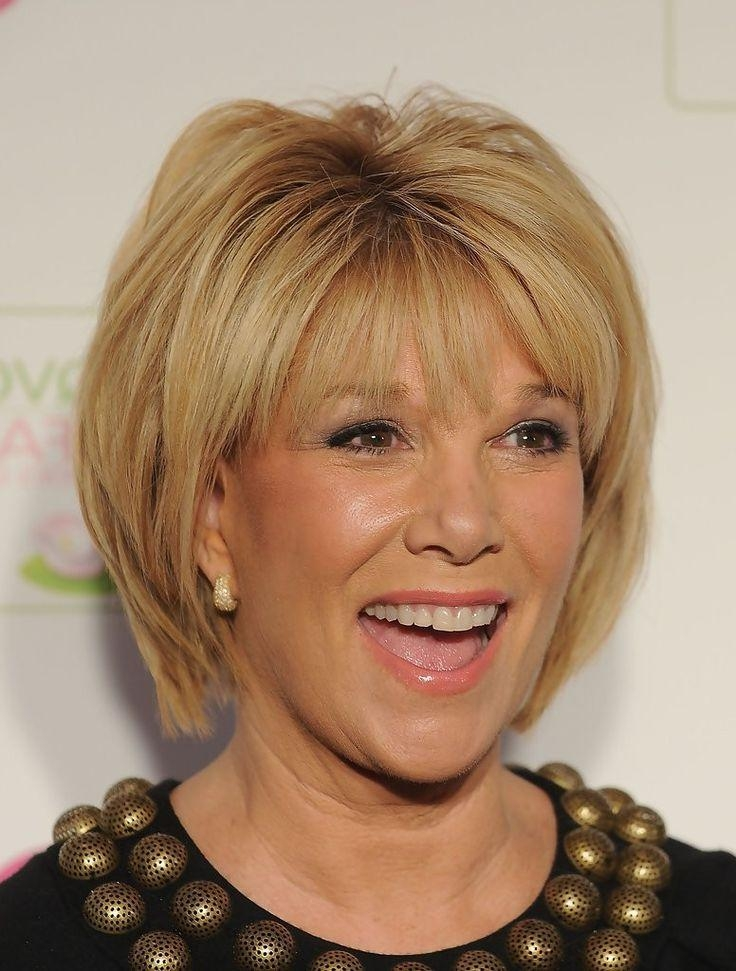 World Bedroom Furniture: 15 Collection Of Short Hairstyles For 60 Year Old Woman