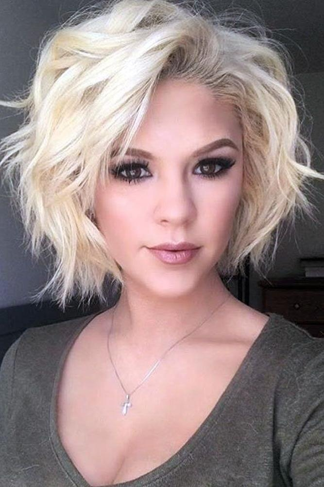 Best 25+ Oval Face Hairstyles Ideas On Pinterest | Face Shape Hair Throughout Short Haircuts For Oval Faces (View 9 of 15)