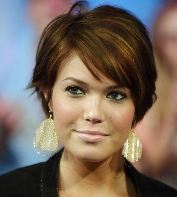 Best 25+ Oval Face Hairstyles Ideas On Pinterest | Face Shape Hair With Short Haircuts For Women With Oval Face (View 10 of 15)