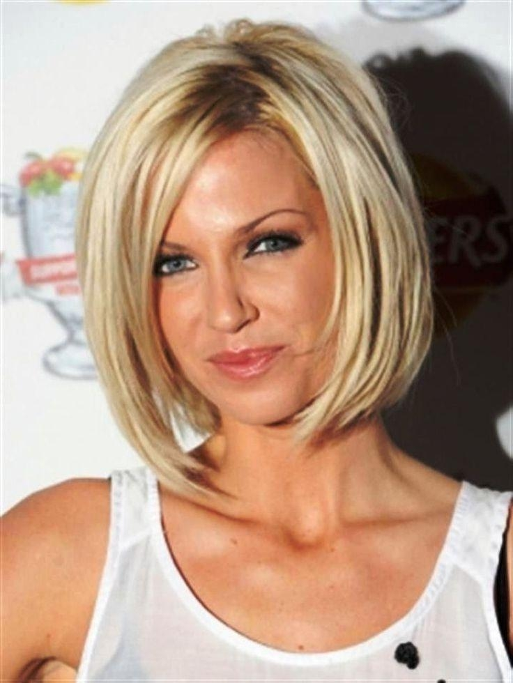 Best 25+ Over 40 Hairstyles Ideas Only On Pinterest | Short Hair With Regard To Short Hairstyles For Long Faces Over (View 10 of 15)