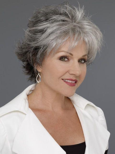 Featured Photo of Short Hairstyles For 60 Year Olds