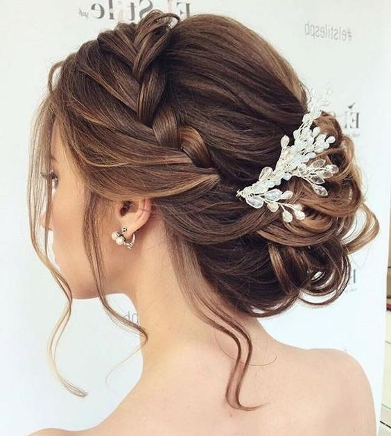 Best 25+ Short Bridal Hairstyles Ideas On Pinterest | Short Regarding Hairstyle For Short Hair For Wedding (View 8 of 15)