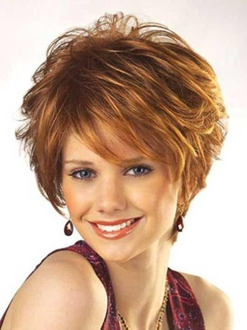 Best 25+ Short Edgy Hairstyles Ideas On Pinterest | Short Choppy Pertaining To Short Funky Hairstyles For Over  (View 6 of 15)