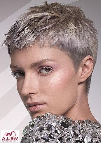 Best 25+ Short Female Haircuts Ideas On Pinterest | Highlights For Intended For Short Female Hair Cuts (View 8 of 15)