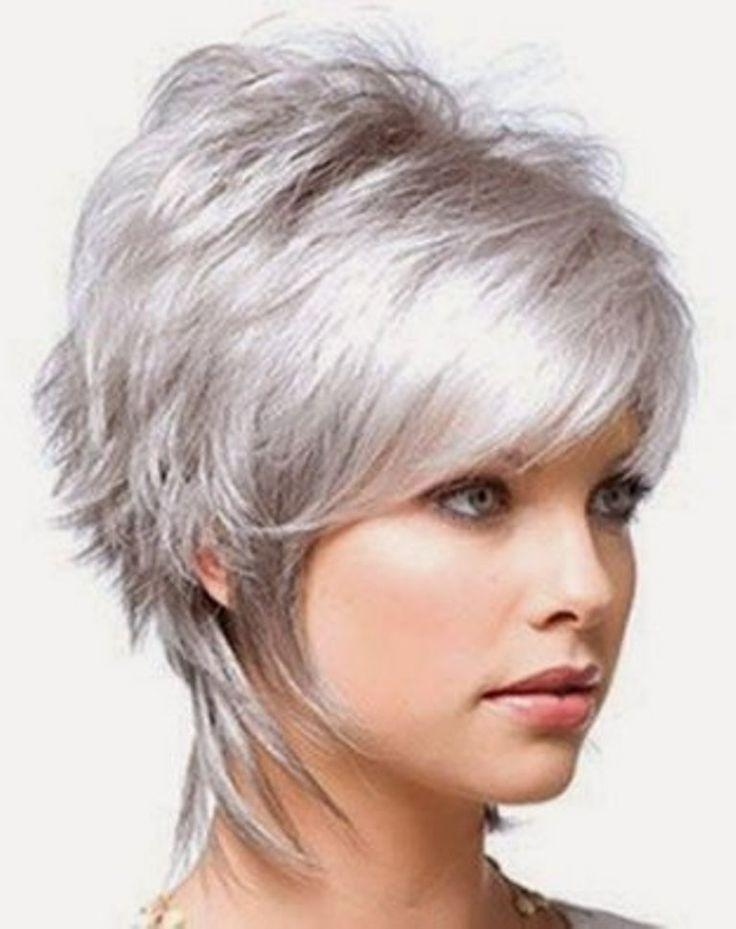 Photo Gallery Of Short Easy Hairstyles For Fine Hair Viewing 7 Of
