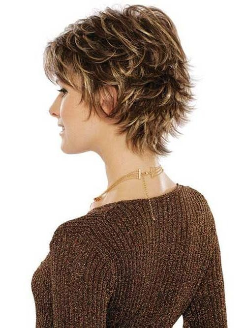 Best 25+ Short Hair Over 50 Ideas On Pinterest | Short Hair Back Within Over 50s Hairstyles For Short Hair (View 9 of 15)