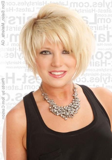 Best 25+ Short Hairstyles Over 50 Ideas Only On Pinterest | Short Inside Short Hair Style For Women Over (View 10 of 15)