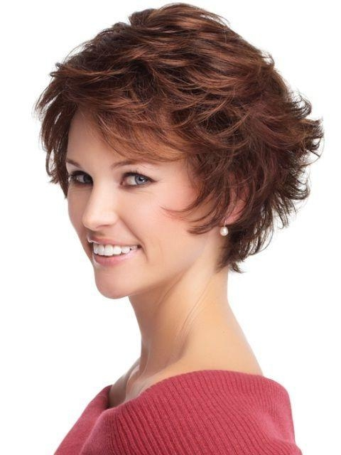 Best 25+ Short Shaggy Hairstyles Ideas On Pinterest | Short Shaggy With Regard To Short Shaggy Layered Haircut (View 12 of 15)