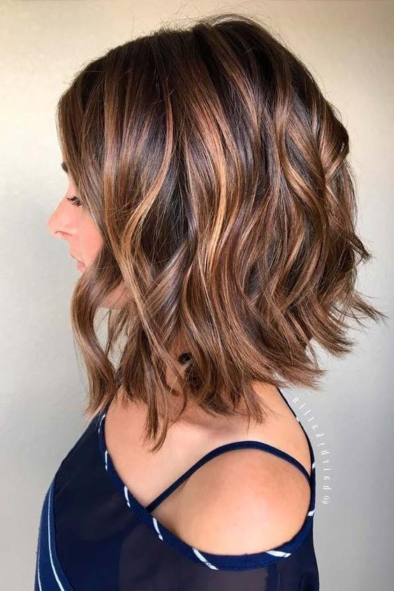 Best 25+ Short Thick Hair Ideas On Pinterest | Medium Short Hair Regarding Short Medium Haircuts For Thick Hair (View 8 of 15)