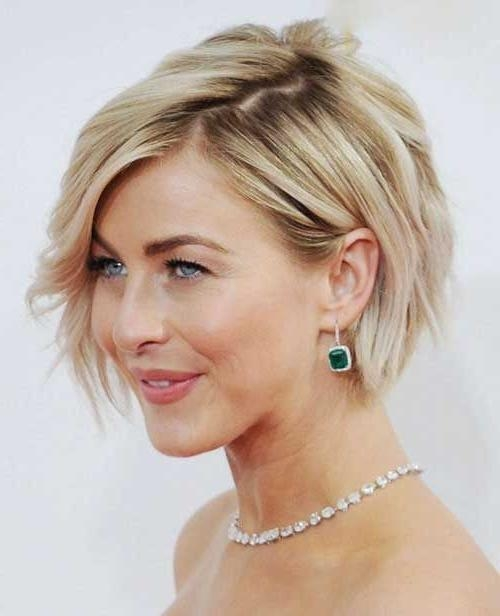 Best 25+ Short Trendy Hairstyles Ideas On Pinterest | Short Bob With Regard To Short Female Hair Cuts (View 11 of 15)